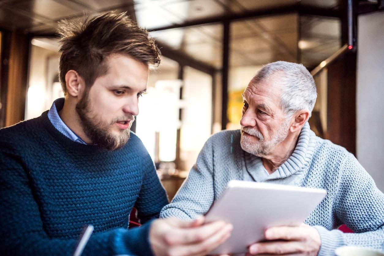 anciano pensiones jubilacion recurso bbva