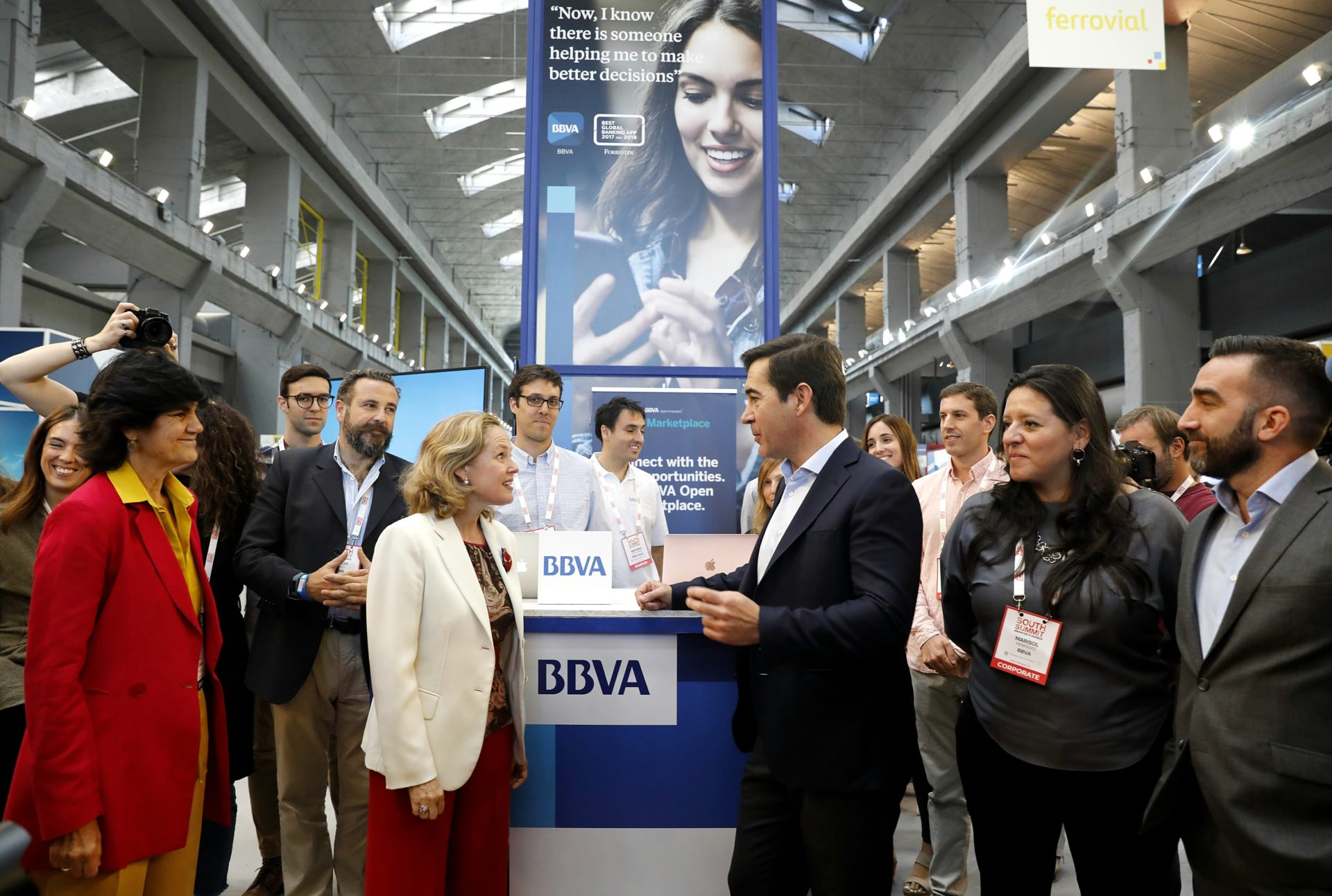carlos-torres-bbva-stand-south-summit-bbva