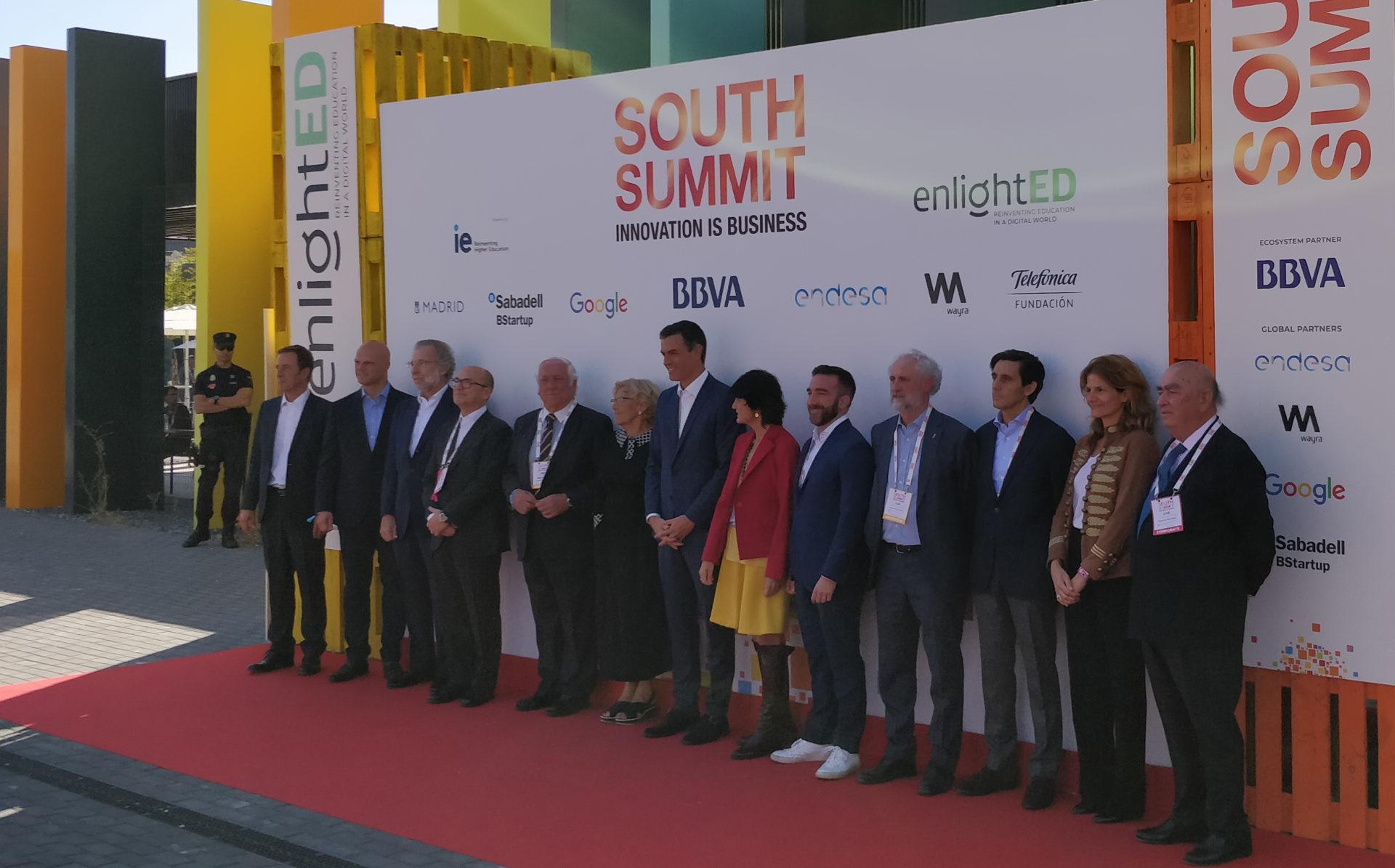 Clausura South Summit
