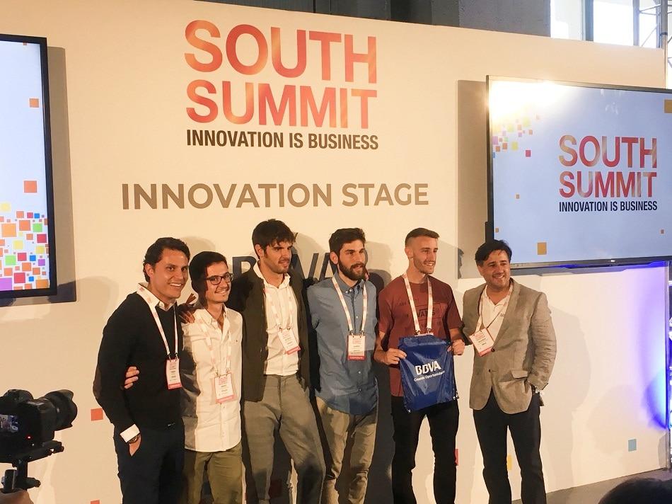hackathon south summit ganadores Mr. Code recurso bbva