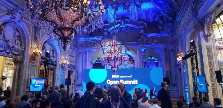 fotografía BBVA Open Summit, ceremonia de BBVA Open Talent