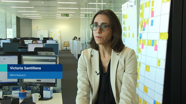 BBVA Research- Victoria Santillana