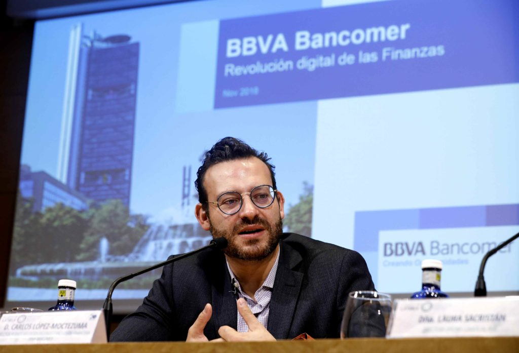 Fotografía de Foro Latibex 2018 BBVA Bancomer Carlos López-Moctezuma