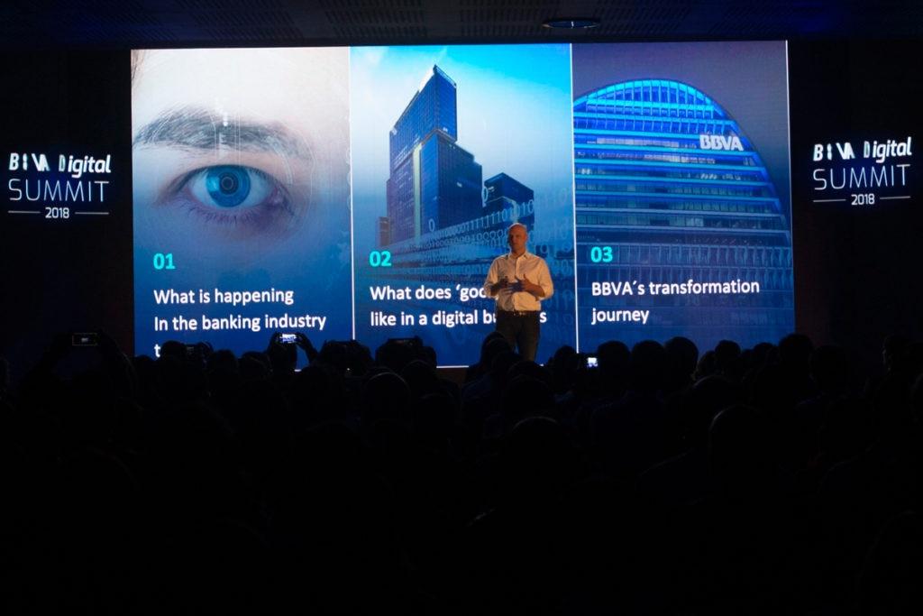 BBVA Digital Sumit: Derek White revela los desafíos de la transformación digital