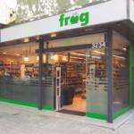 Pensando en mejorar la experiencia de compra de sus clientes, BBVA lanza en el mes de noviembre una nueva asociación con Mini Mercados Frog.