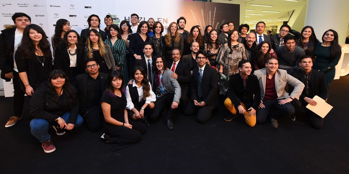 Foto Premiación de Hazlo en corto 2018