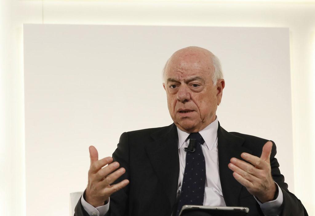 Francisco González - presidente de BBVA