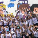 Voluntarios BBVA Colombia en Melgar