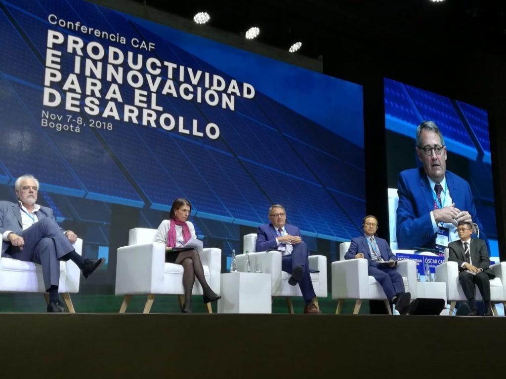 BBVA Colombia presente en Conferencia CAF