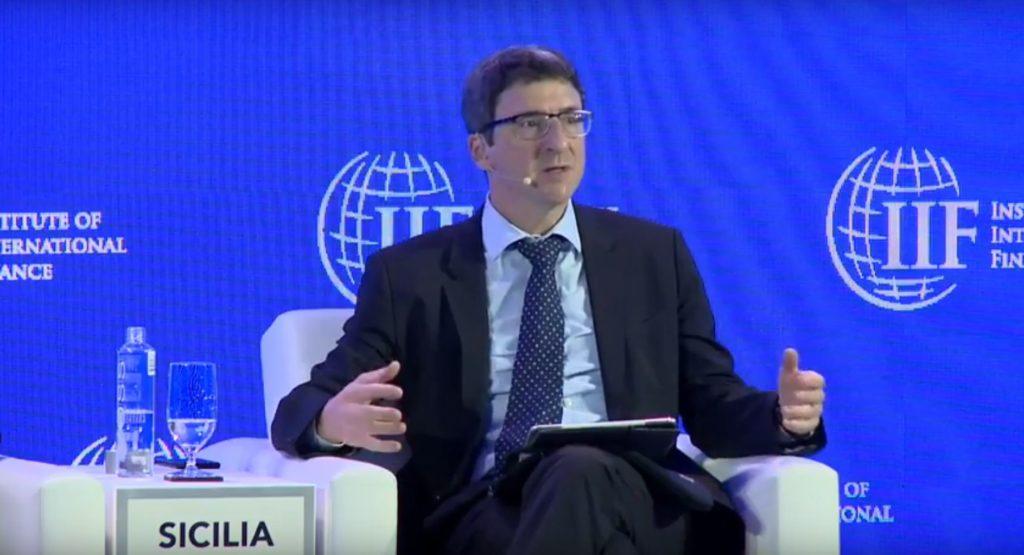 Jorge Sicilia, economista jefe de BBVA Research