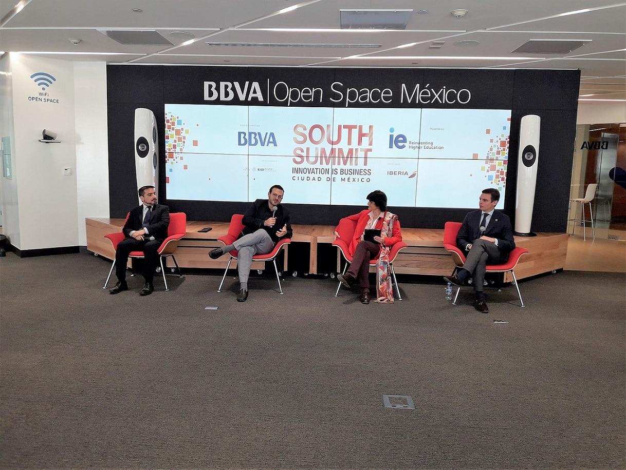 rueda de prensa south summit México 2018-1