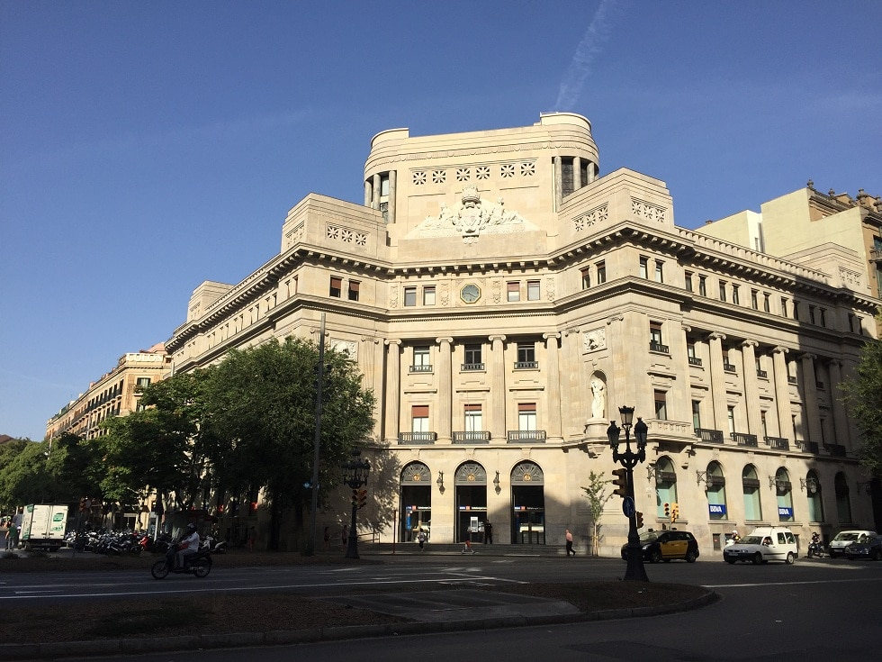 sede BBVA Catalunya