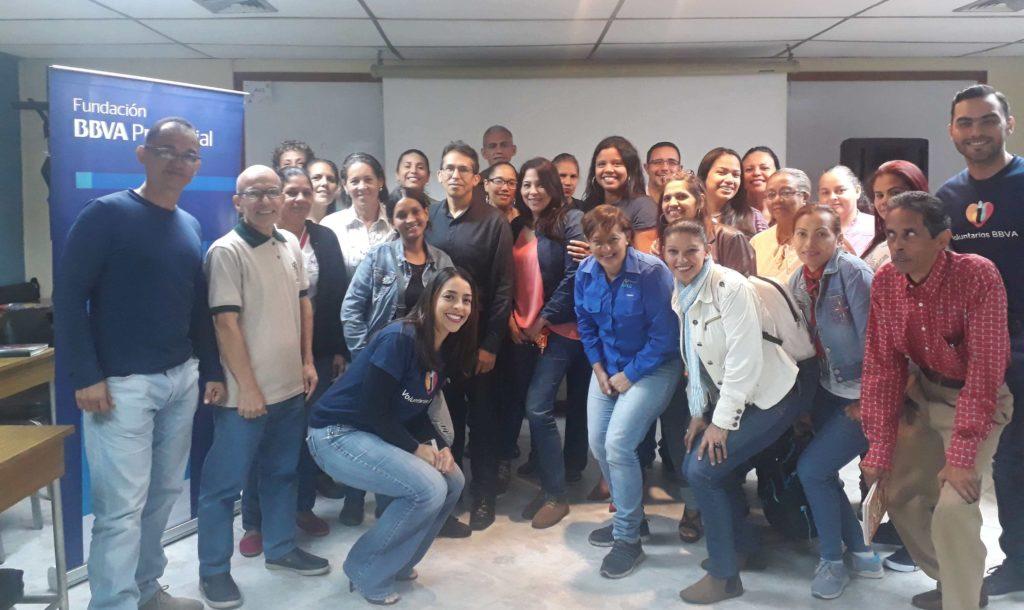 Voluntariado de Educación Financiera BBVA Provincial