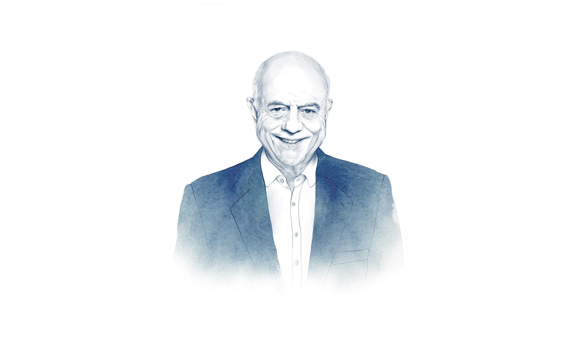 imagen de Francisco González retrato