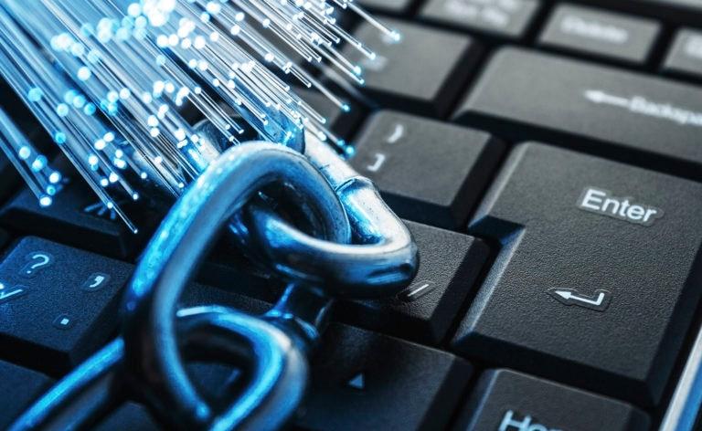 Fotografía de blockchain, teclado, enter, cadena, producto estructurado, innovación, tecnología