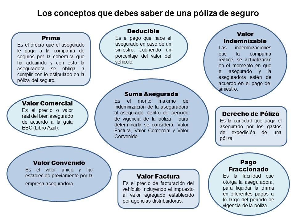 Conceptos basicos poliza seguros
