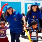 Voluntariado BBVA Continental: Navidad a 4000 metros de altura