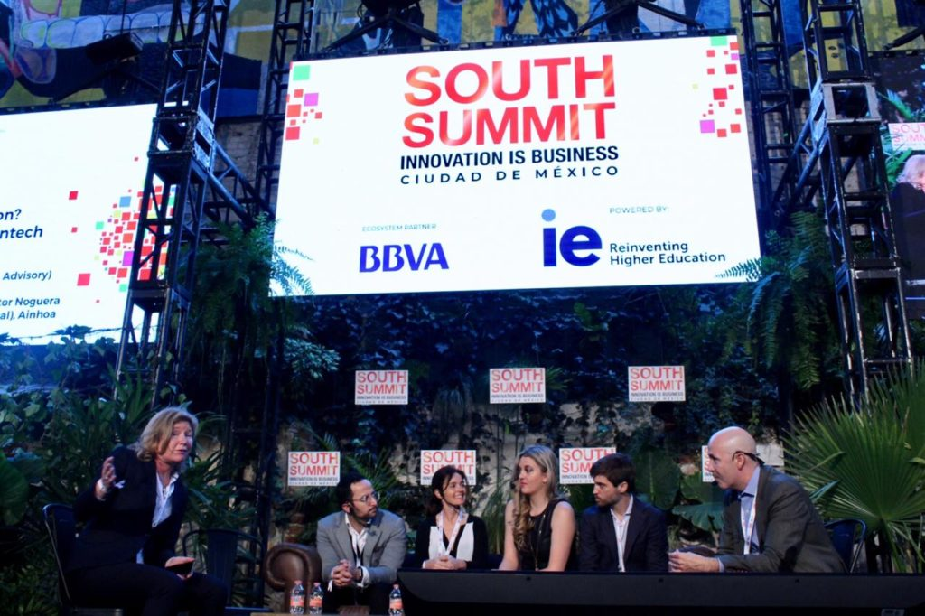 South SummitMéxico Panel Bancos y Finbtechs