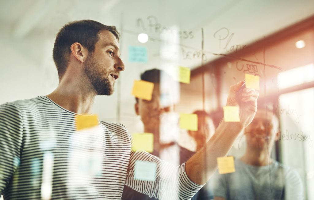 scrum agile bbva transformacion recurso