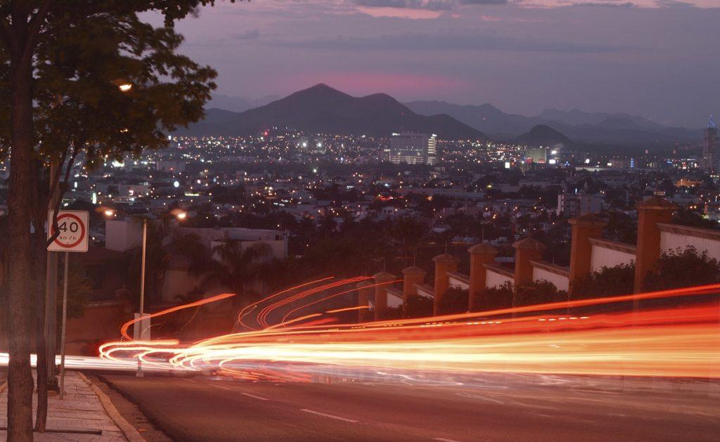 Movilidad Ciudad de México-Open Space