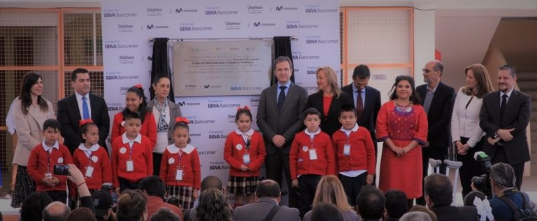 Inauguracion Ernesto Uruchurtu