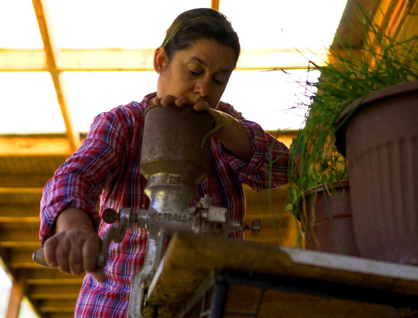 Marcela Aedo, emprendedora chilena de la FMBBVA