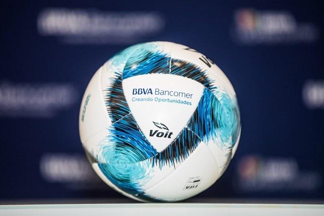 Balón Liga BBVA Bancomer
