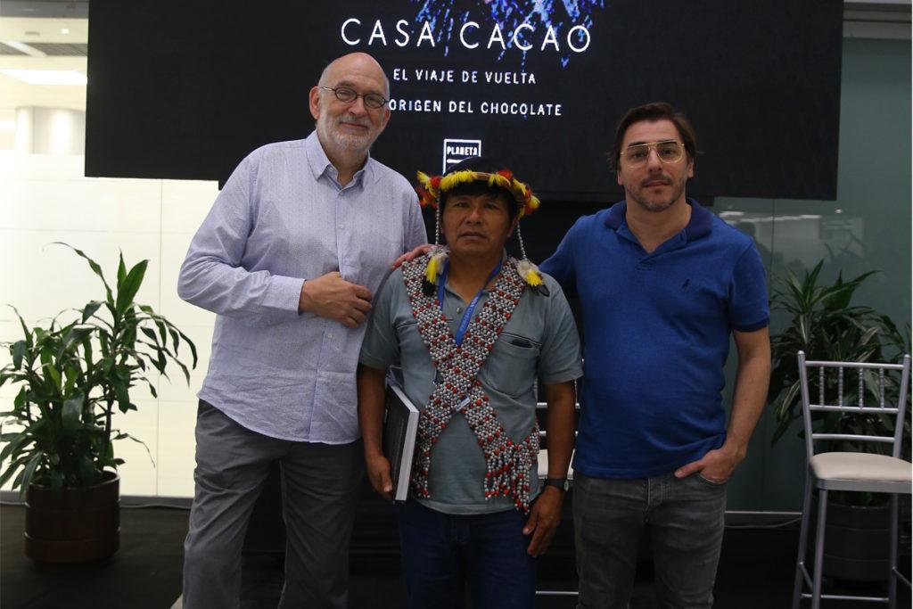 'Casa Cacao' en Perú: Jordi Roca repasa su viaje al origen del chocolate