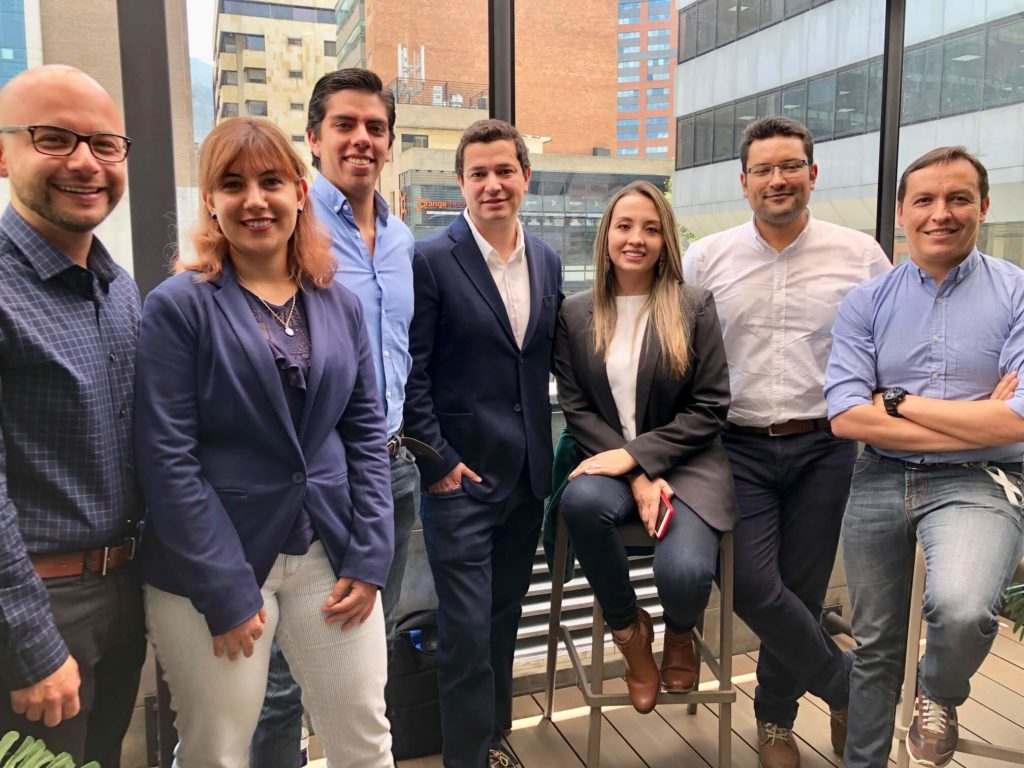 Equipo de Open Innovation ha desarrollado soluciones disruptivas para BBVA Colombia en colaboración de las startups