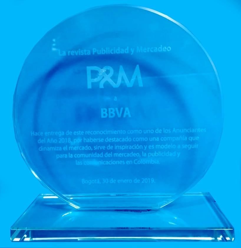 fotofrafía del Premio de P&M de los 15 anunciantes