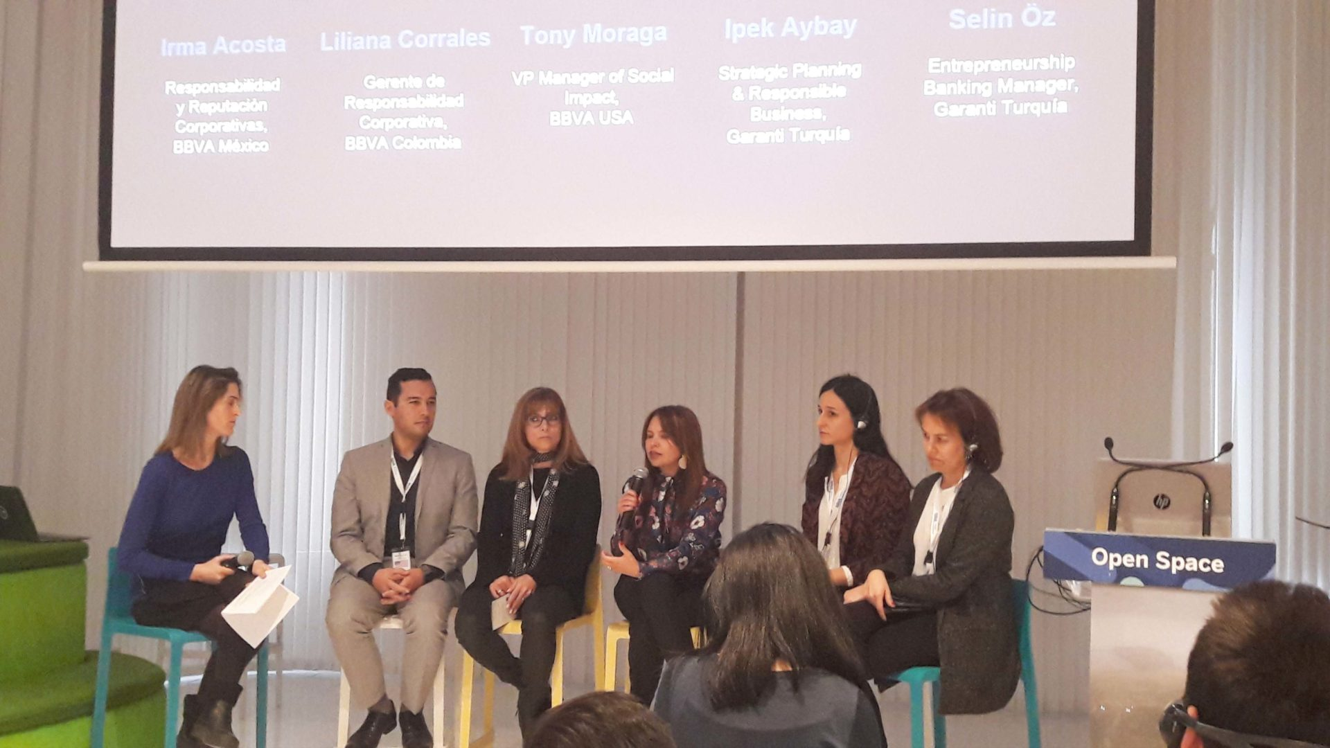 BBVA Momentum completes its 2018 global edition with social entrepreneurs from the U.S., Mexico, Colombia and Turkey