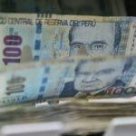 Billetes de 100 soles en Perú. El fin del efectivo
