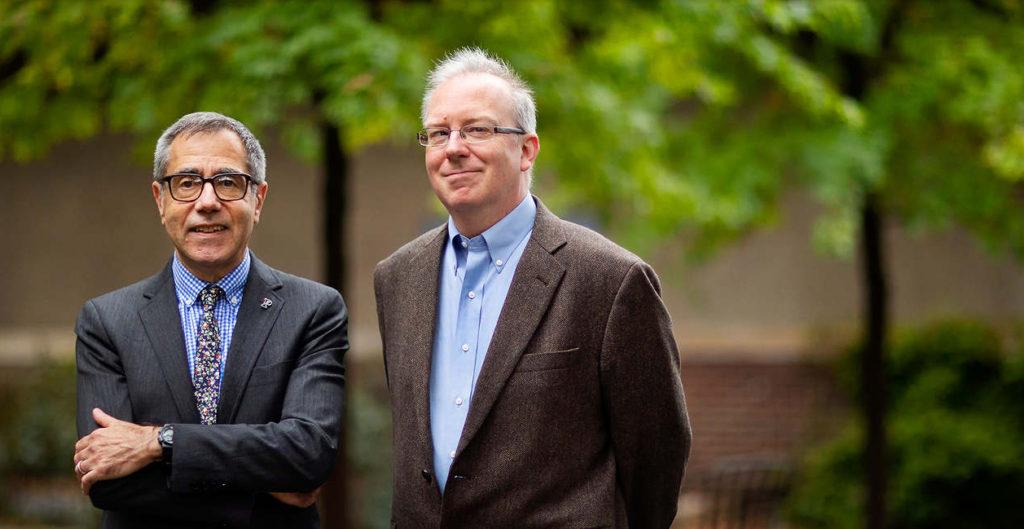 Charles Kane y Eugene Mele, Premio Fundación BBVA Fronteras del Conocimiento en Ciencias Básicas