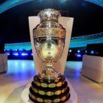 Trofeo original de la Copa América