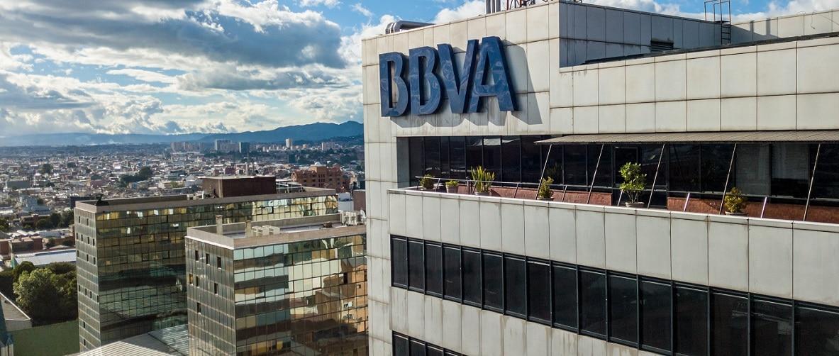Edificio Central de BBVA Colombia