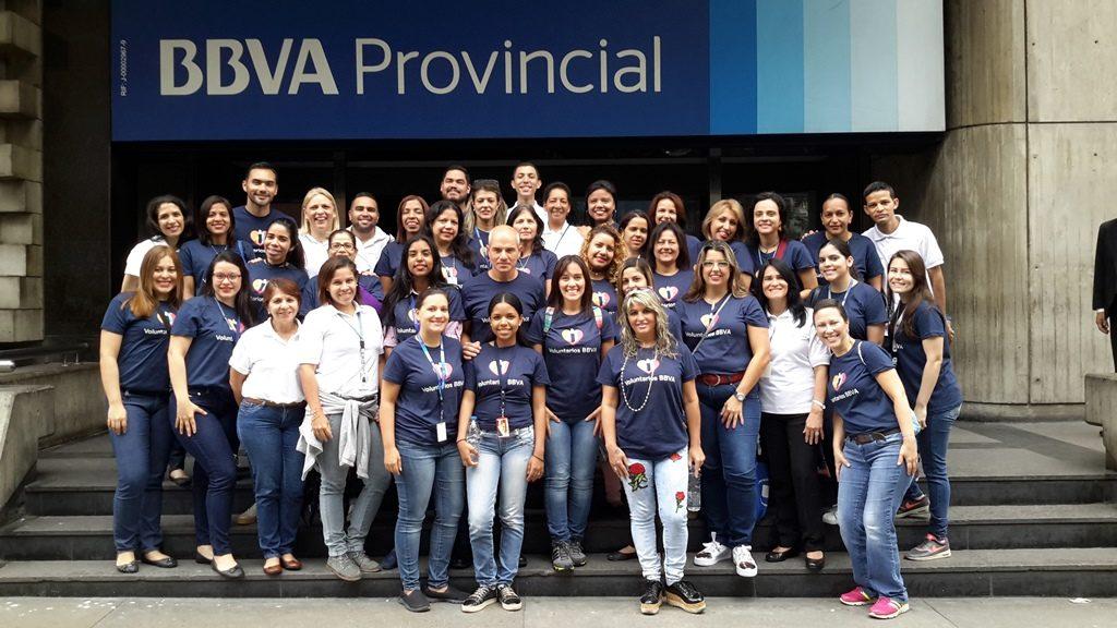 Voluntariado BBVA Provincial