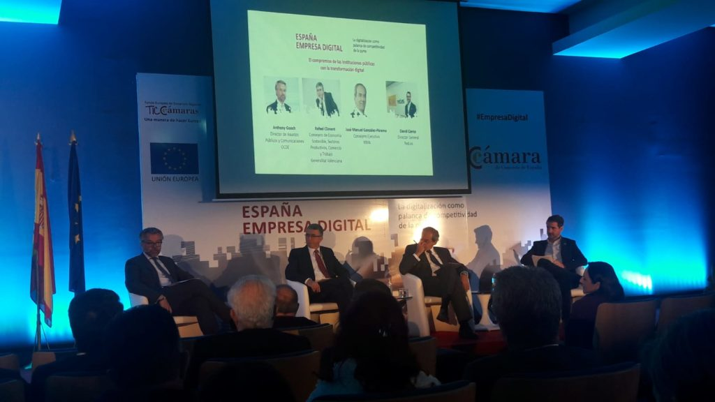 José Manuel González-Páramo - consejero ejecutivo de BBVA