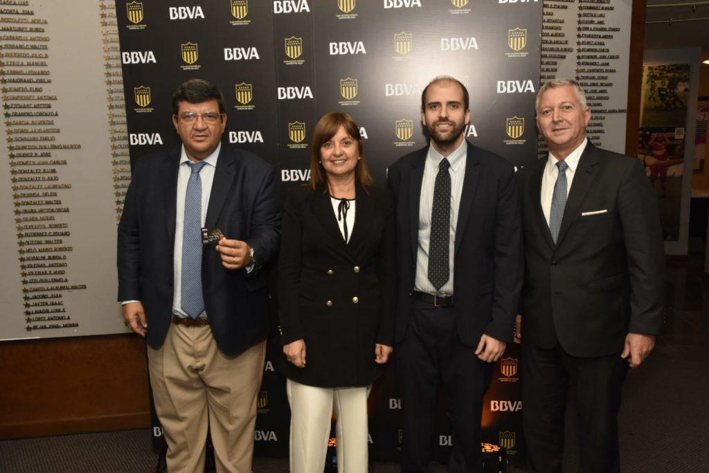Acuerdo BBVA - Peñarol en Uruguay