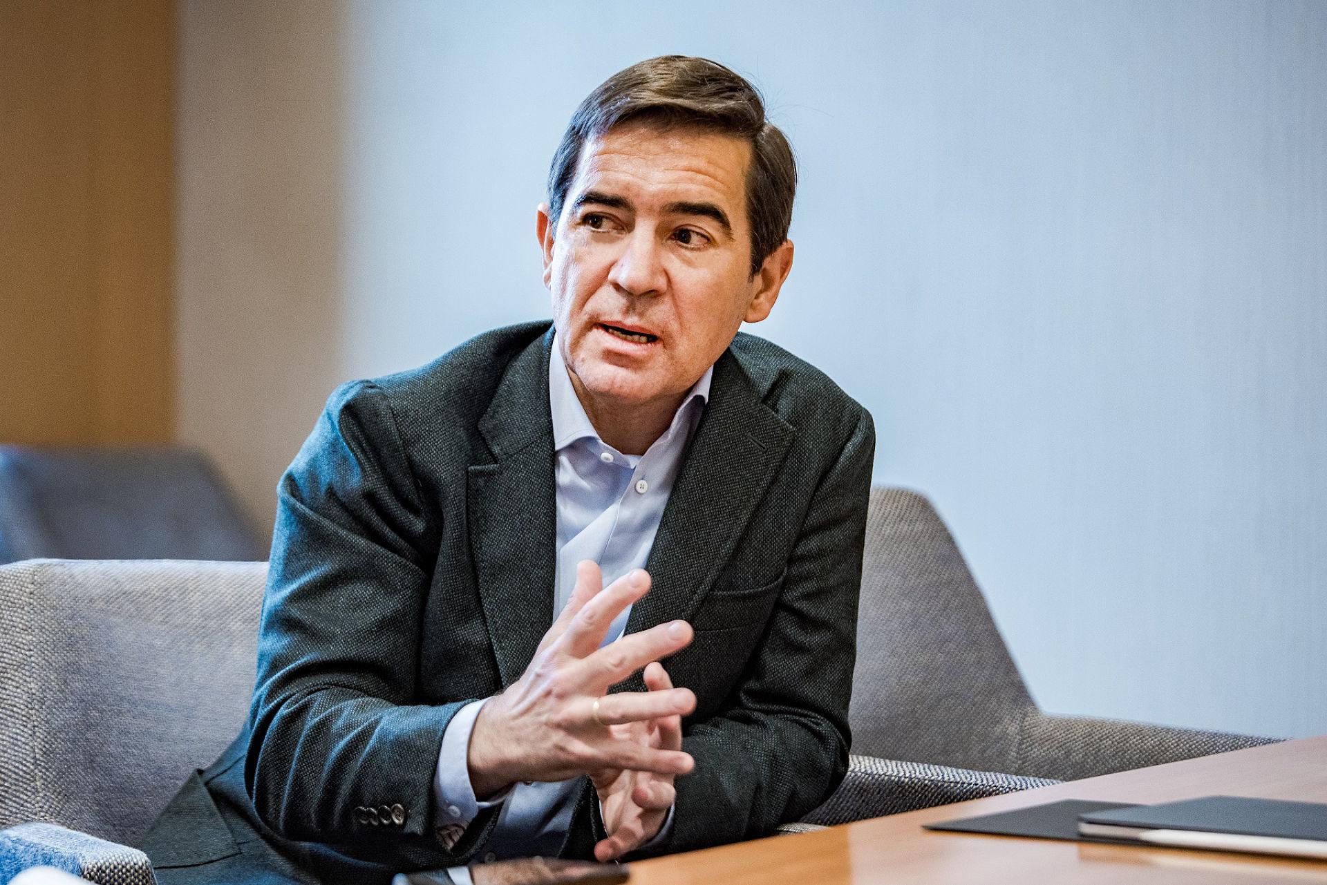 Carlos Torres Vila - presidente de BBVA - MIT