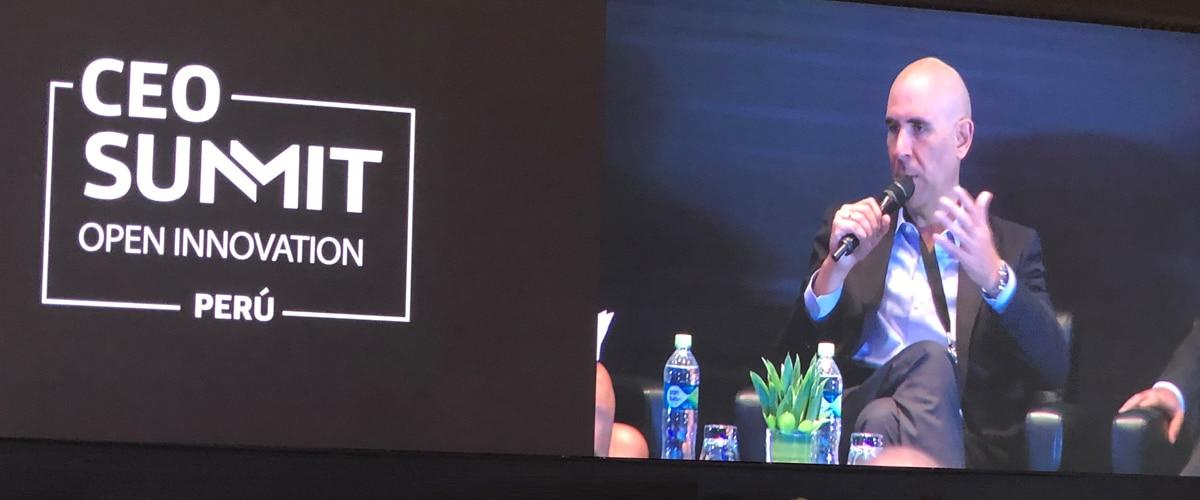 CEO Summit Open Innovation: la banca y las fintechs mas cerca que nunca