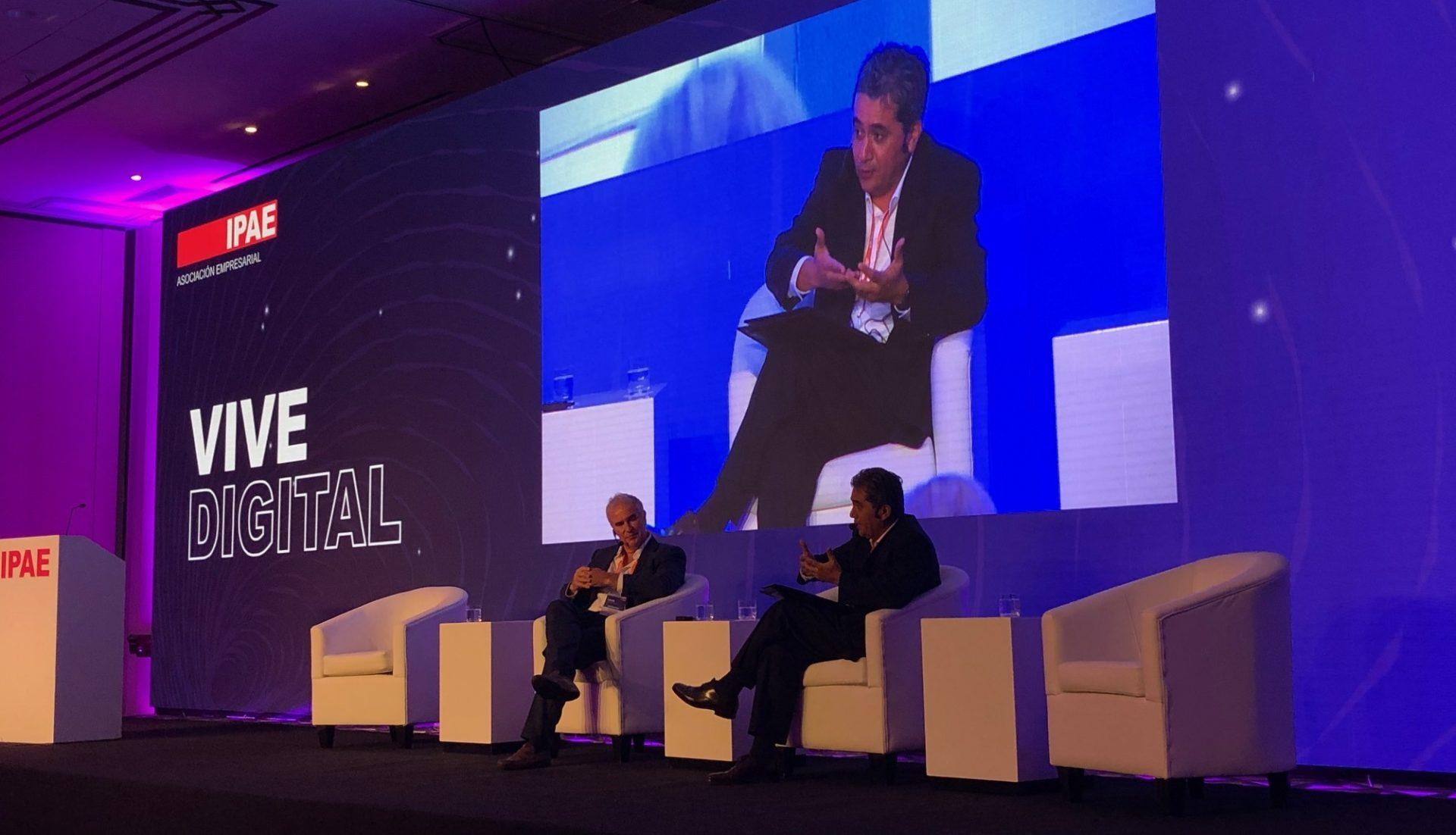 Gonzalo Camargo, de BBVA Perú, en CADE Digital