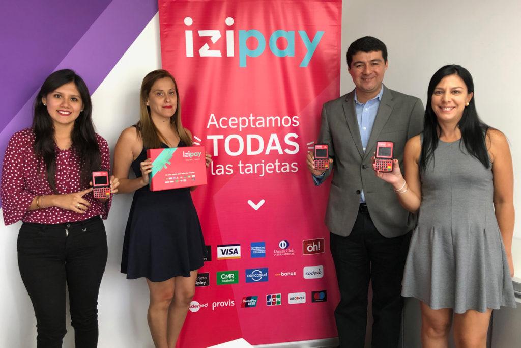 Izipay se une a BBVA Continental para potenciar las ventas de las pymes