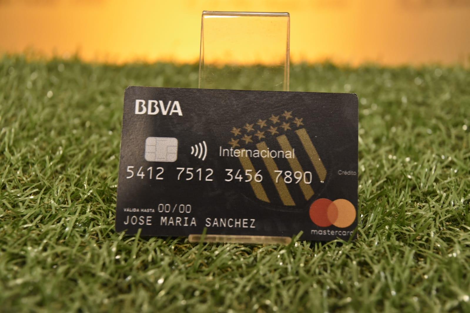Tarjeta BBVA - Peñarol