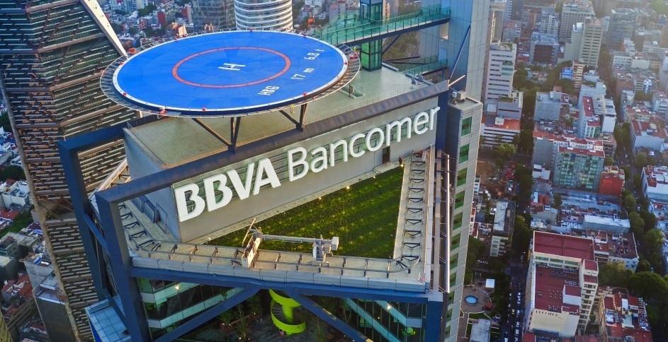 Torre BBVA Bancomer Terraza