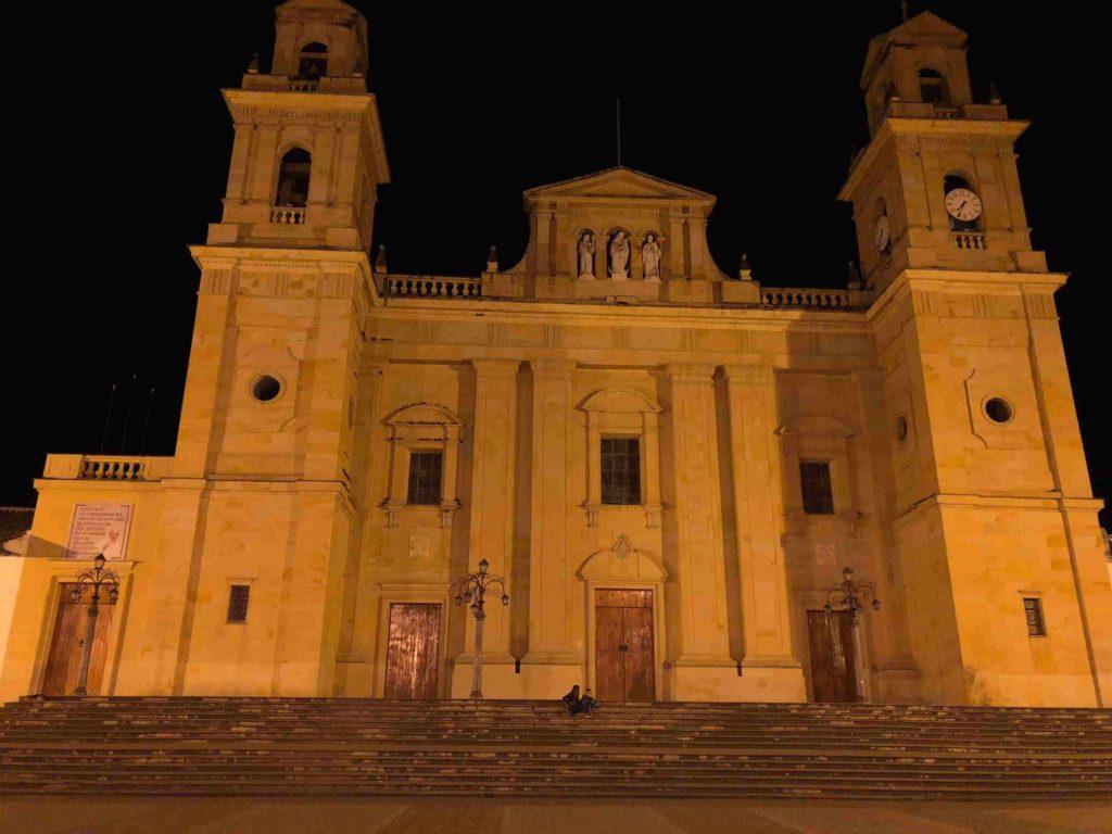 Catedral semana Santa Colombia