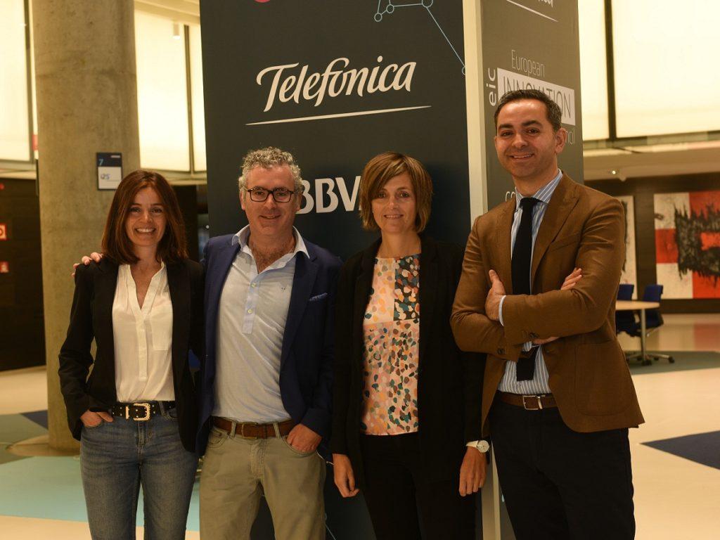 BBVA y Telefonica exploran negocios con startups europea con el apoyo de EIC
