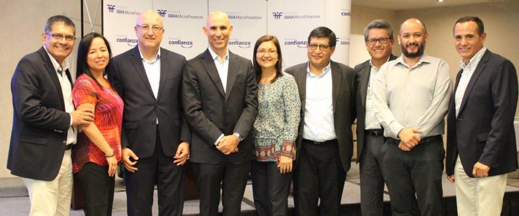 La transformación digital de BBVA Continental es un ejemplo para las microfinanzas