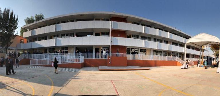 Escuela Primaria RicardoGarciaZamudio