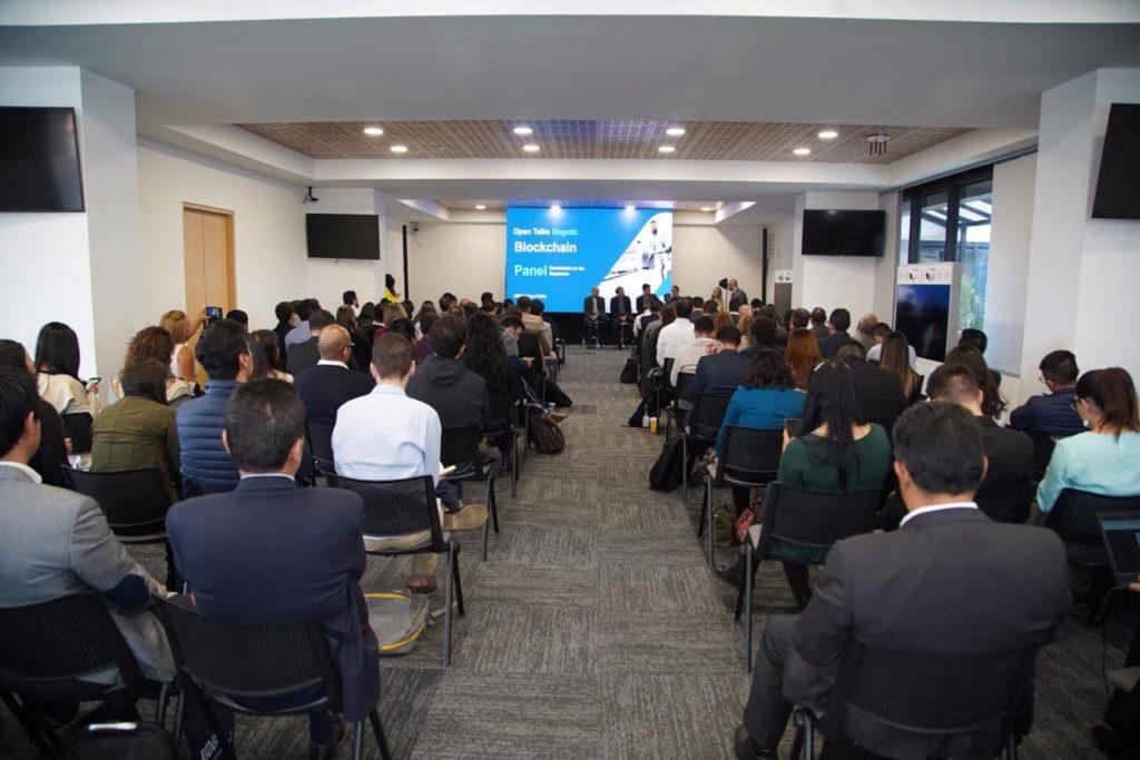 Con la participación de expertos en Blockchain, BBVA Colombia celebró el `Open Talk'