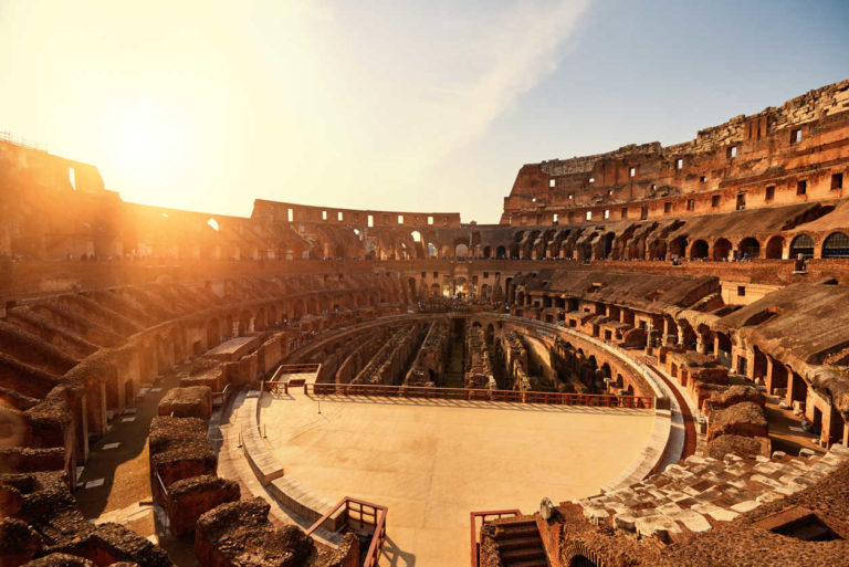 coliseo romano bbva